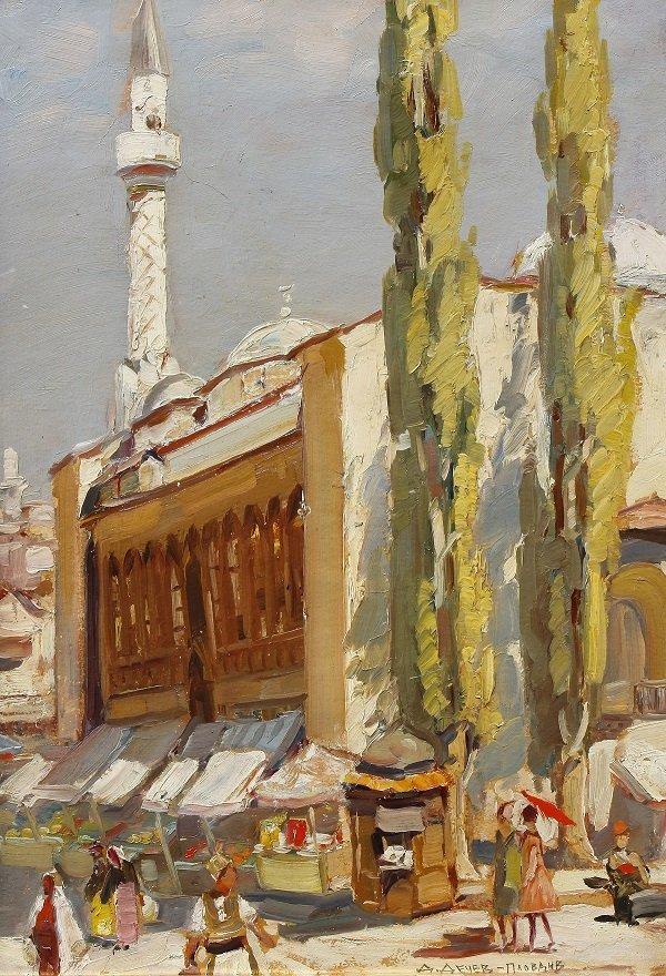 южнобългарските художници
