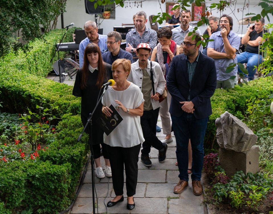 Откриването на Националните есенни изложби 2021 г.